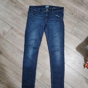Hudson low rise jeans